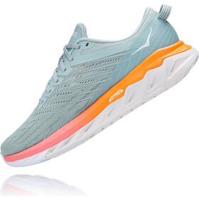 Hoka One One Arahi 4 Shoes Women blue haze/lunar rock